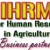 Profile photo of human resource managment in agriculture